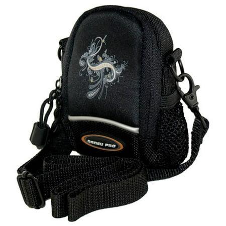 Naneu Pro Tattoos Series Digital Camera Case (Black) Series Compact Digital Camera Case