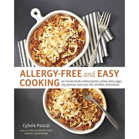 Allergy free and easy cooking 30 minute meals without gluten allergy free and easy cooking 30 minute meals without gluten wheat forumfinder Gallery