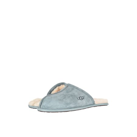 UGG Australia Scuff Slipper - Salty Blue - Mens - 9 - Light Blue Uggs With Bows