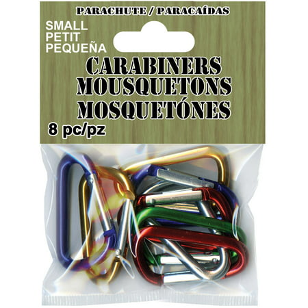 Paracord Carabiners Small - Small Carabiners