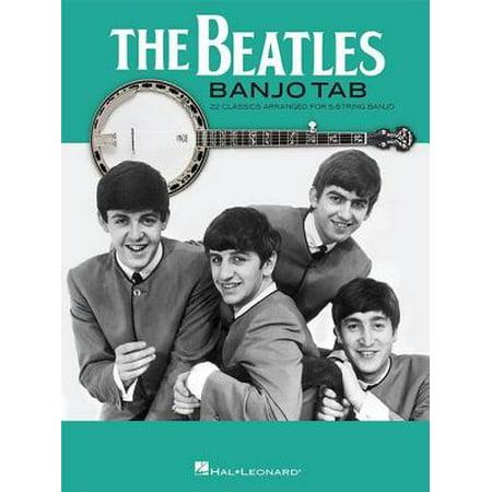 The Beatles Banjo Tab - eBook