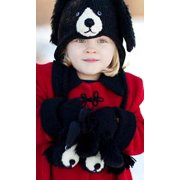 Kids Floppy Dog Mittens by Knitwits - A2019K, One Size