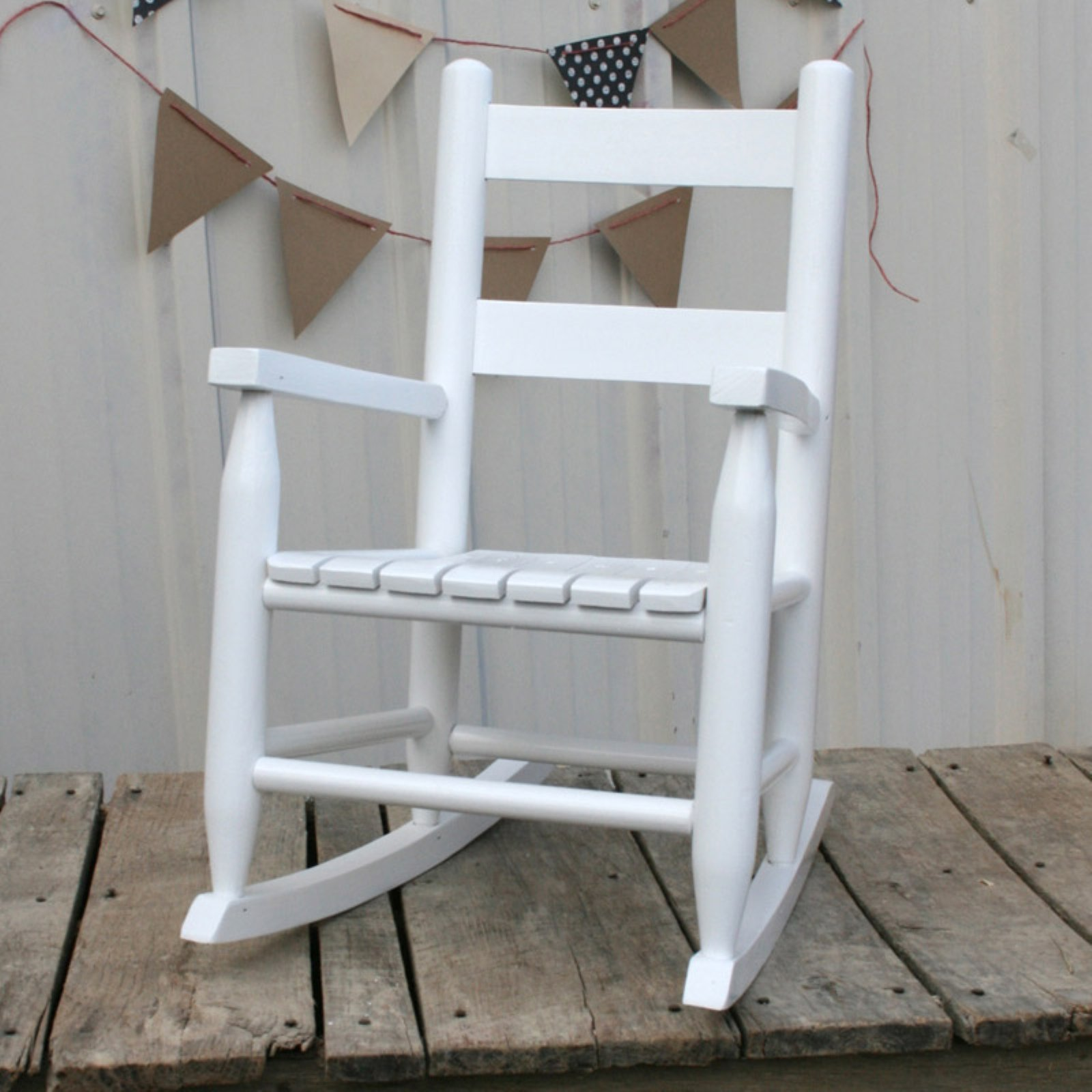 Dixie Seating Magnolia Childs Indoor/Outdoor Rocking Chair