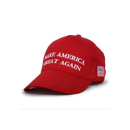 2a621b58 Make America Great Again Hat MAGA Hat Red Donald Trump Hat United States  President Hat Slogan Hat Maga American Flag Red Baseball Cap