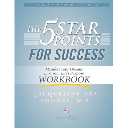 The 5 Star Points for Sucess - Workbook -
