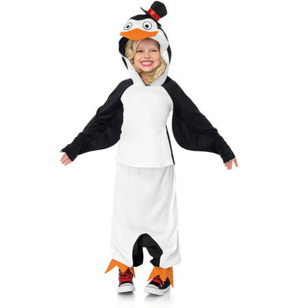 Leg Avenue Madagascar Skipper The Penguin Child Halloween Costume](Kid Penguin Costume)