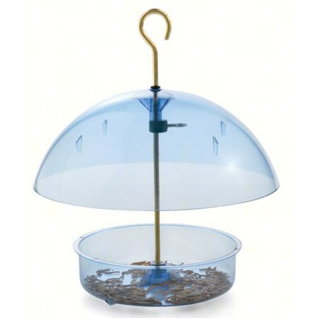 Droll Yankees Seed Saver Domed Feeder Bird Feeder Weather Dome