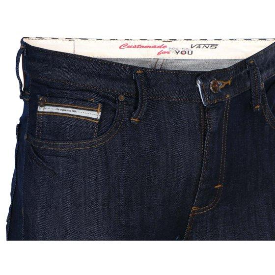 c87aa14d49 Vans - Men s Off The Wall V76 Skinny Denim Jeans - Walmart.com