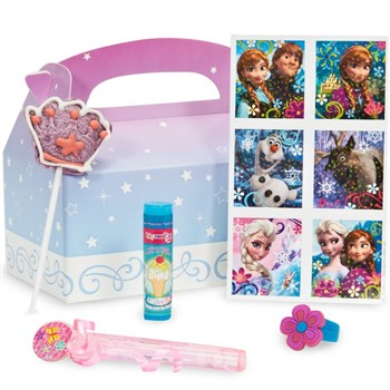 Disney Frozen - Party Favor Box