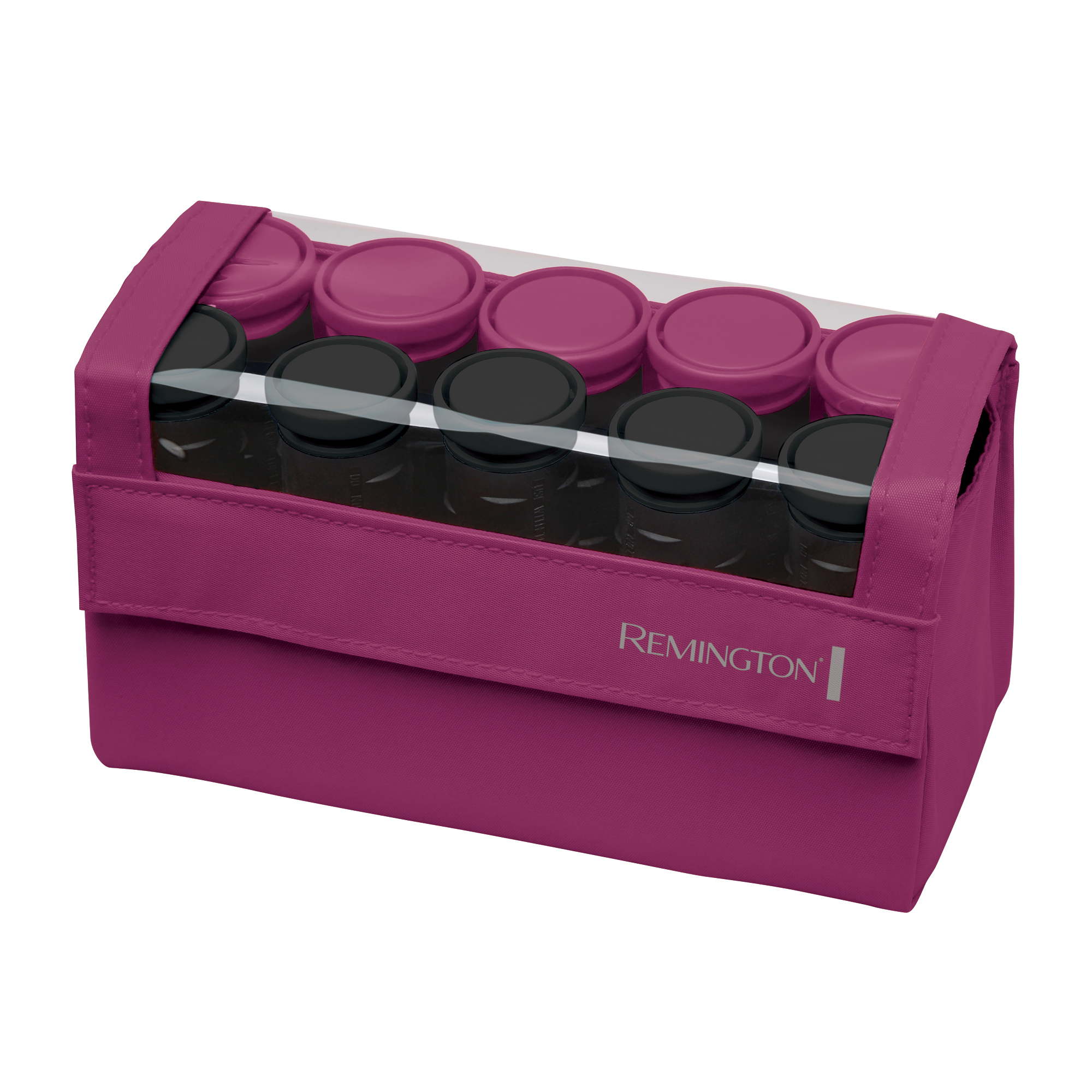Remington Compact Hot Rollers, Purple, H1015H