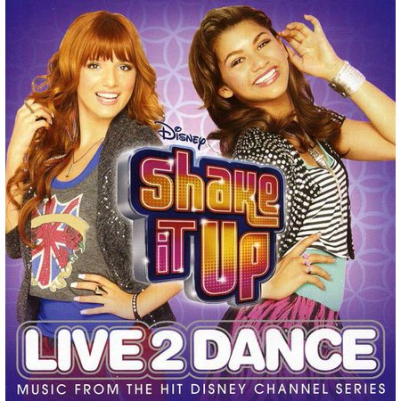 Shake It Up: Live 2 Dance Soundtrack (CD)