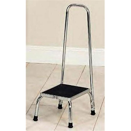 Complete Medical 6094 Foot Stool With Rail Walmart Com