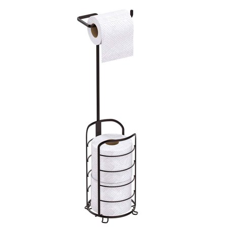 Ezprotekt Toilet Accessory Paper Towel Holder Free Standing Tissue