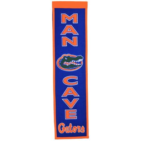- NCAA Man Cave Banner, University of Florida Gators