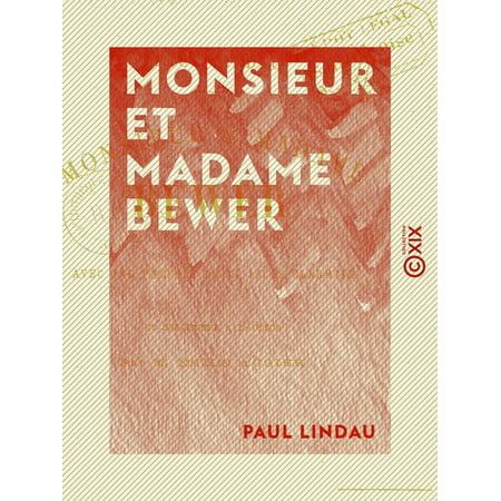 Monsieur et Madame Bewer - eBook - Monsieur Et Madame Halloween