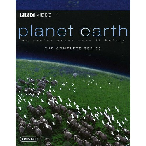 Planet Earth: The Complete Collection (Blu-ray)