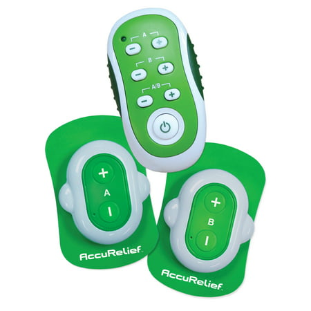 AccuRelief Wireless TENS Therapy Electrotherapy Pain Relief