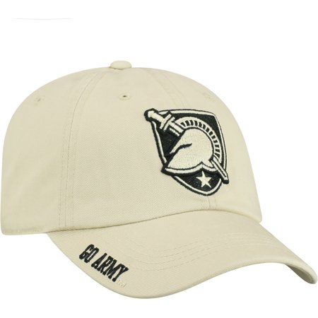 Men's Top of the World Gold Army Black Knights Alternate Washed Adjustable Hat - OSFA](Gold Top Hats)