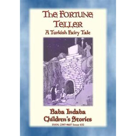 THE FORTUNE TELLER - A Turkish Gypsy Story - eBook (Fortune Teller Halloween Decoration)