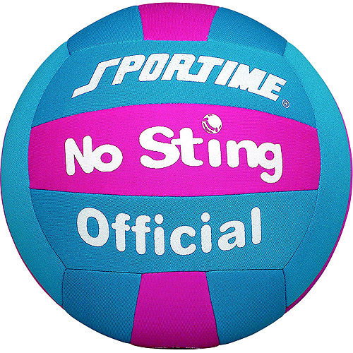 Sportime No-Sting Volleyball, Official Size