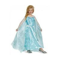 Child's Frozen Elsa Prestige Costume