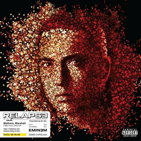 Relapse  Vinyl   Explicit