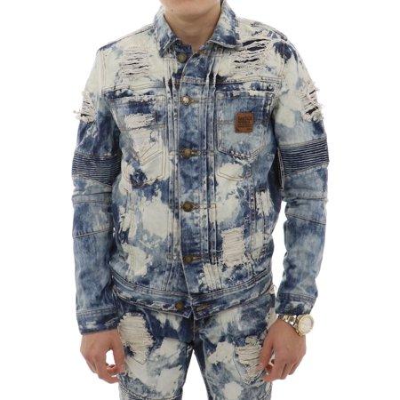 Heritage America Grind Hard Denim Jacket