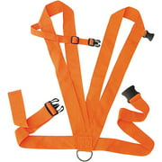 Dual Harness Deer Drag, Orange