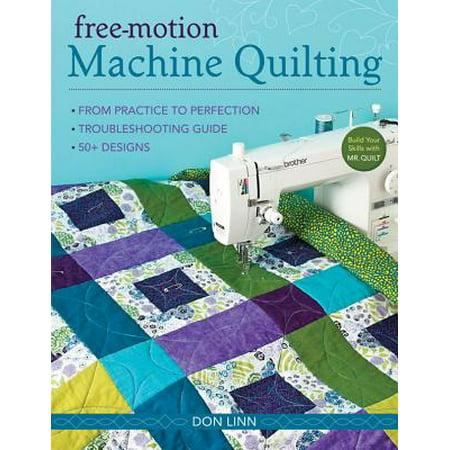 - Free-Motion Machine Quilting - eBook