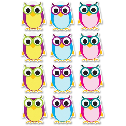 Ashley Dry-Erase Owl Magnets