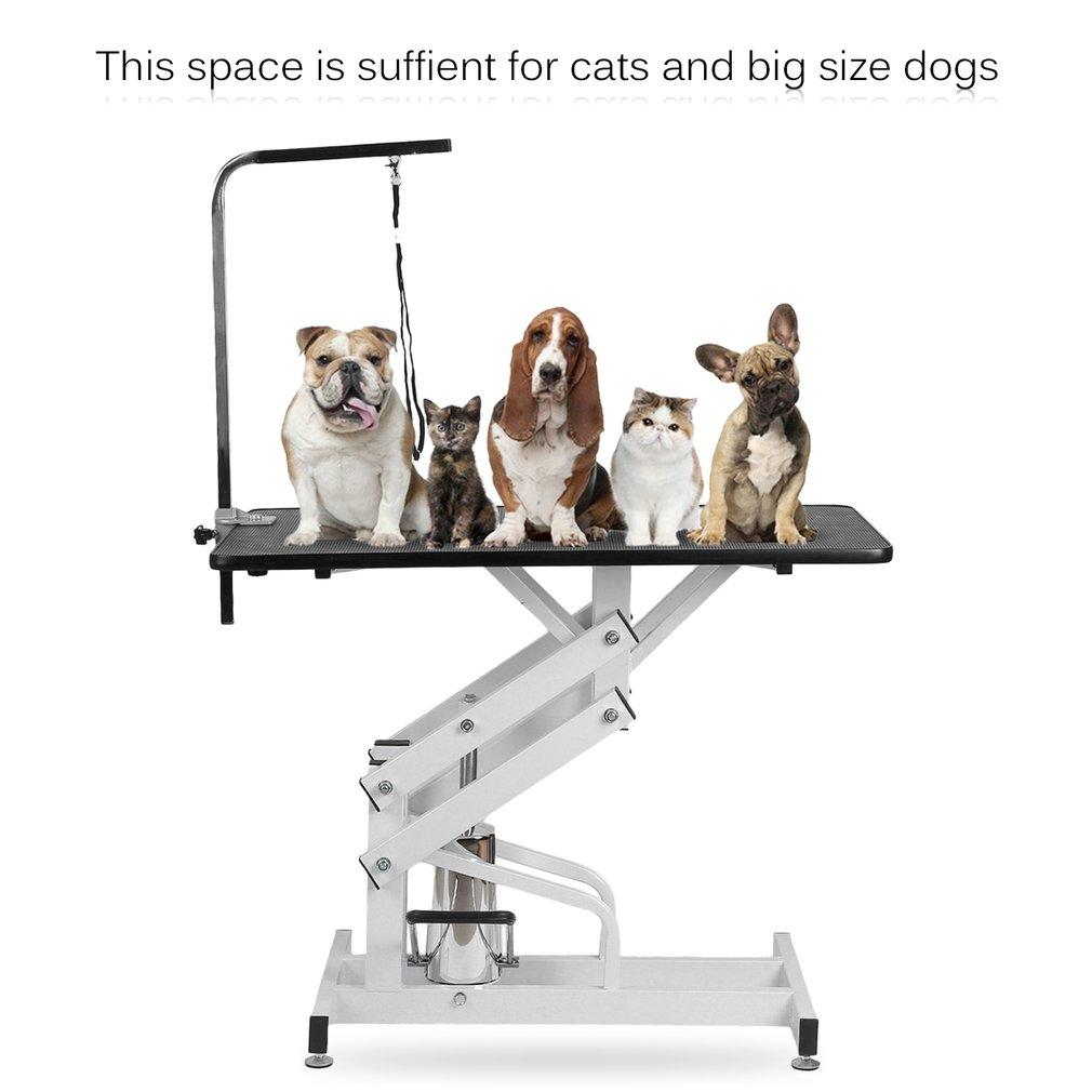 108*60*93CM Z-Lift Pet Grooming Table Pet Grooming Kit Hy...
