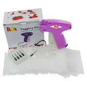 """PAG XMS S18 Standard Tagging Gun Price Tag Gun for Clothes with 5 Needls and 2000 2"""" Barbs Fasteners"""