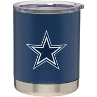 Dallas Cowboys 10oz. Matte Low Ball Tumbler - No Size