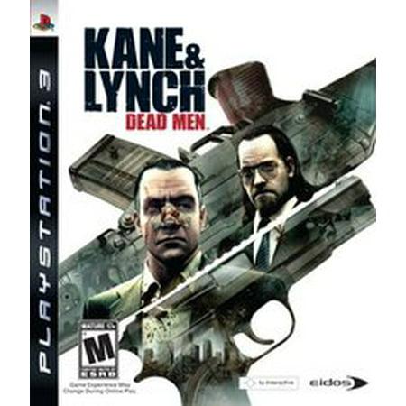 Kane & Lynch Dead Men - Playstation 3 (Kane And Lynch Dead Men Cheats Ps3)