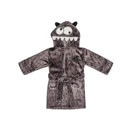 Petit lem 3d character pajama robe (little boy & big boy)