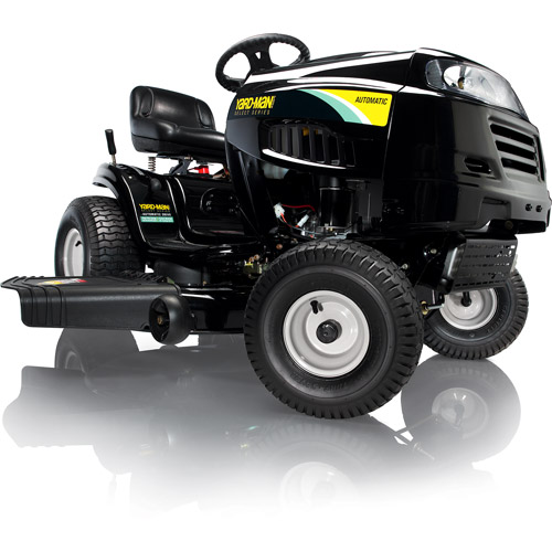 "Yard-Man Select 46"" 19.5 HP Briggs and Stratton Riding Mower with Automatic Drive System"