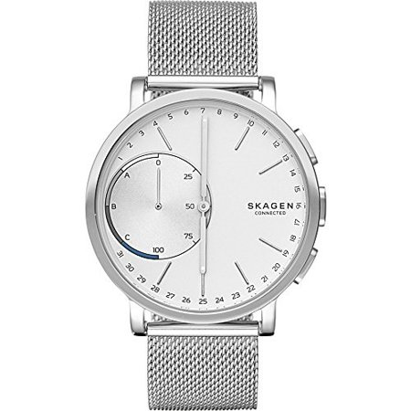 Skagen Connected Men S Hagen Stainless Steel Hybrid Smartwatch