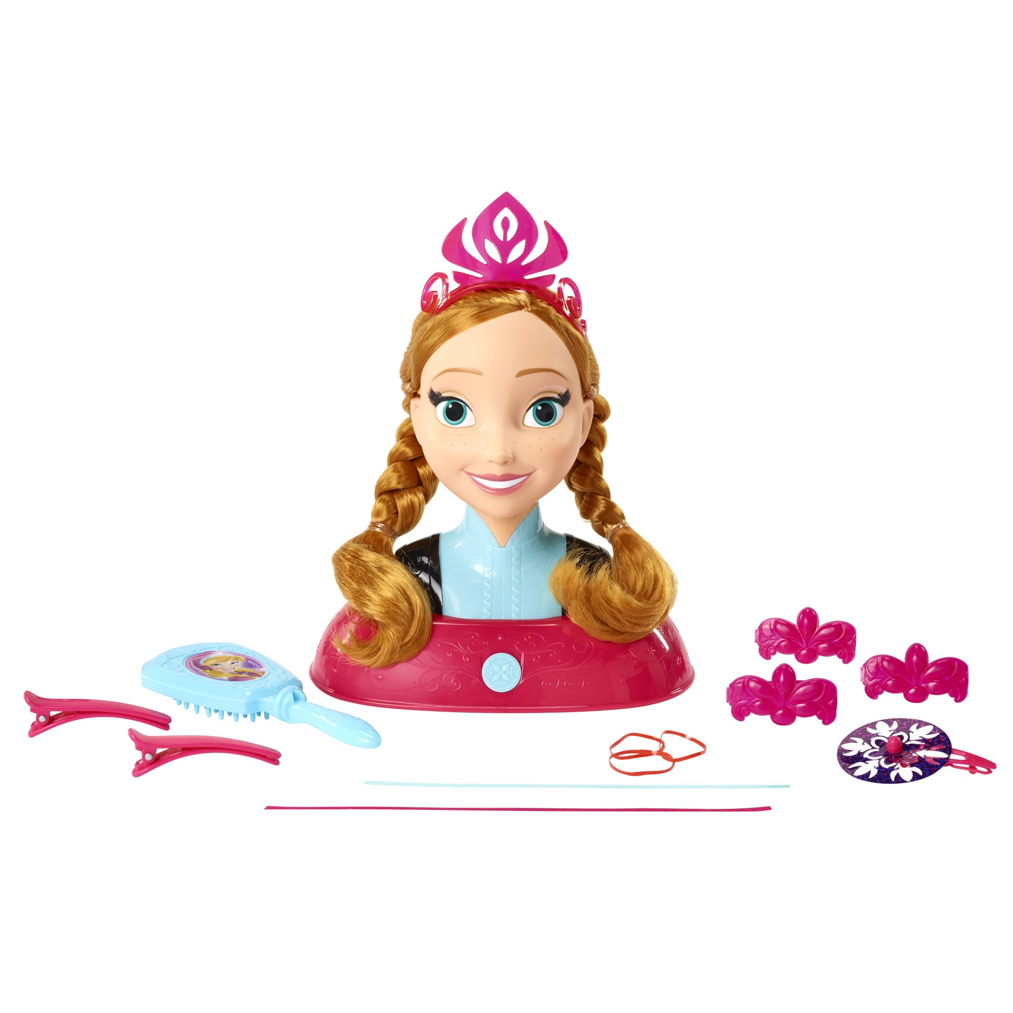 Disney Frozen Anna Styling Head by Jakks