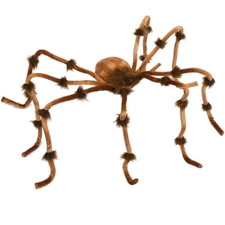 March Brown Spider - Fun World Plush Brown Spider