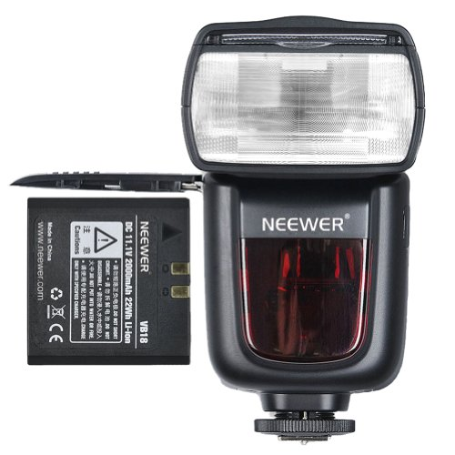 Neewer TT860 *LI-ION BATTERY* Speedlite Flash E TTL Camer...