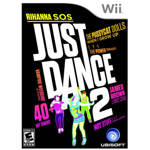 Just Dance 2  (Wii) - Pre-Owned