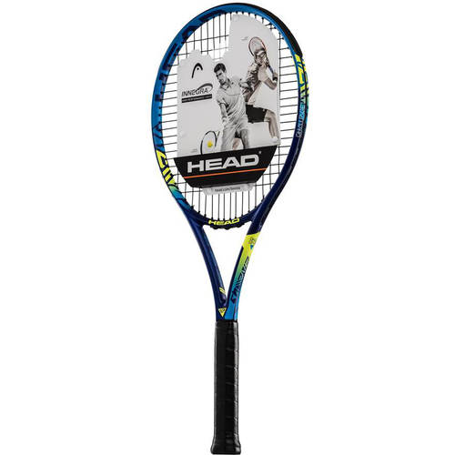 HEAD IG Challenge Lite Adult Tennis Racquet, Prestrung by