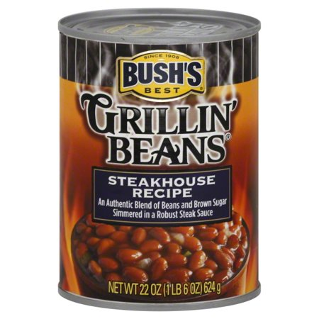 Bush's Best Grillin' Beans Steakhouse Recipe, 22