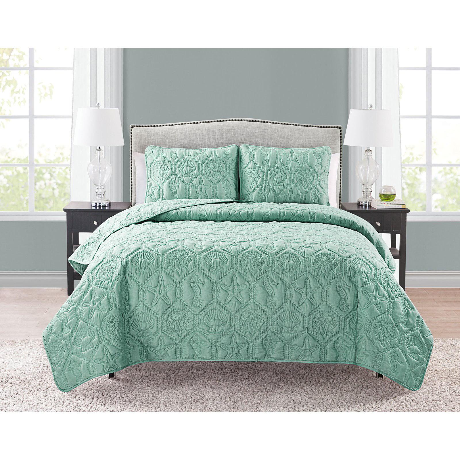 VCNY Home Shore 3-Piece Bedding Quilt Set, Multiple Colors Available