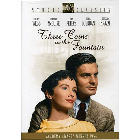 Three Coins in the Fountain (DVD) 20th Century Type Coins