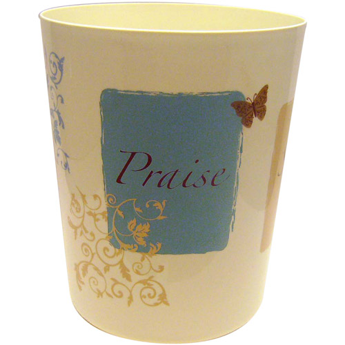 Butterfly Blessings Waste Basket