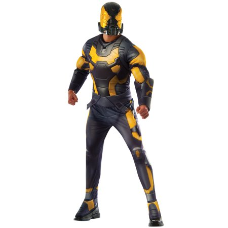 Yellow Jacket Adult Costume - Jacket Wholesale