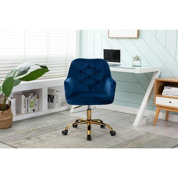 enyopro velvet swivel shell chair for living roombed room