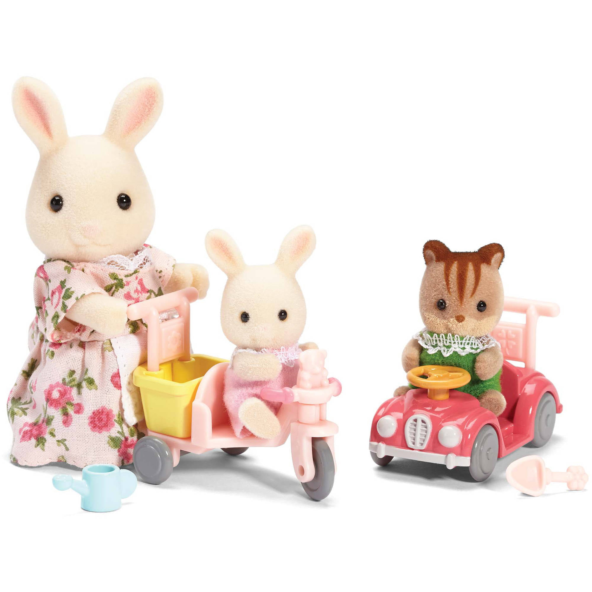 calico critters luxury townhome gift set walmart com