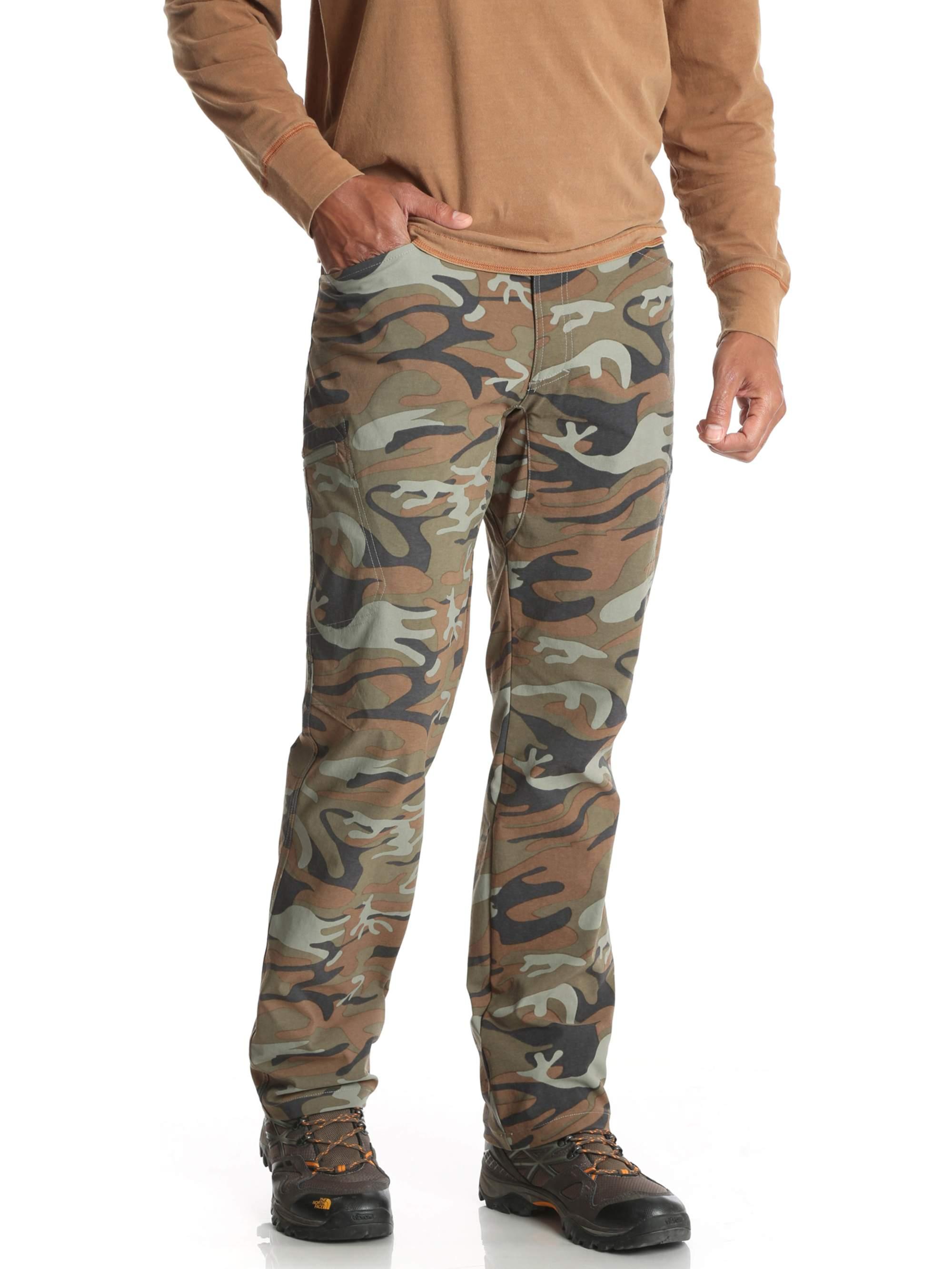 Big Men's Outdoor Comfort Flex Cargo Pant